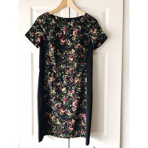 Colorful speckled pattern dress by Xhilaration S
